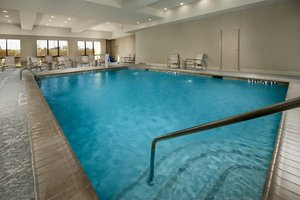 Pool - Holiday Inn Express Hotel & Suites South Waco