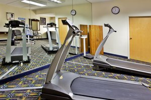 Fitness/ Exercise Room - Holiday Inn Express Hotel & Suites Lawrenceville