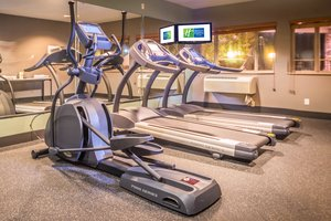 Fitness/ Exercise Room - Holiday Inn Express Hotel & Suites Gunnison