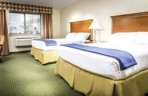 Room - Holiday Inn Express Hotel & Suites Gunnison