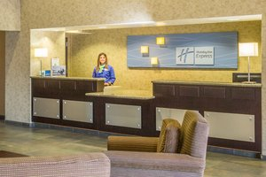 Lobby - Holiday Inn Express Hotel & Suites Nogales