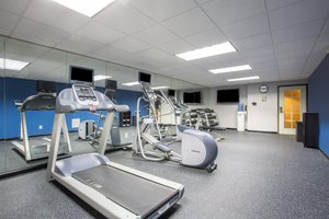 Fitness/ Exercise Room - Holiday Inn Express Hotel & Suites Nogales