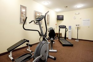 Fitness/ Exercise Room - Holiday Inn Express Hotel & Suites Sulphur