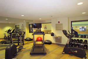 Fitness/ Exercise Room - Holiday Inn Express Chesapeake