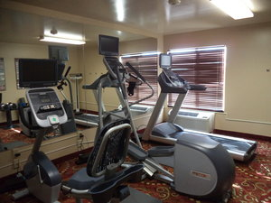 Fitness/ Exercise Room - Holiday Inn Express La Junta