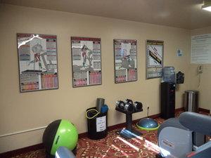 Fitness/ Exercise Room - Holiday Inn Express La Junta