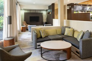 Lobby - Courtyard by Marriott Hotel Airport Orlando