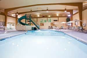 Pool - Holiday Inn Downtown Great Falls