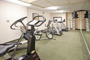 Fitness/ Exercise Room - Holiday Inn Downtown Great Falls