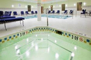 Pool - Holiday Inn Express Hotel & Suites Newark