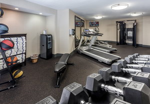Fitness/ Exercise Room - Holiday Inn Express Carpinteria