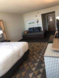 Room - Cleveland Hotel