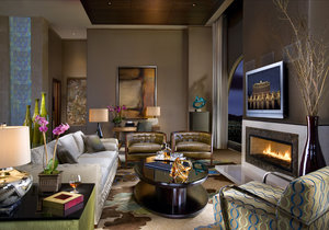 Suite - Bellagio Hotel Las Vegas by Leading Hotels of the World