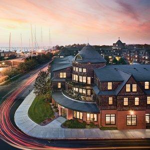 Exterior view - Wyndham Vacation Resort On Long Wharf Newport