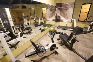 Fitness/ Exercise Room - Hotel Indigo Albany Airport Latham