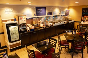 Restaurant - Holiday Inn Express Hotel & Suites Reynoldsburg
