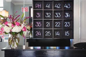 Lobby - Broome Hotel New York