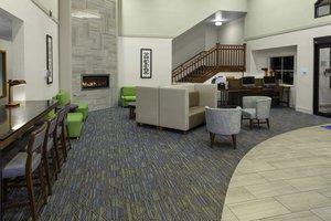 Lobby - Holiday Inn Express Hotel & Suites Coeur d'Alene