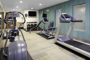 Fitness/ Exercise Room - Holiday Inn Express Hotel & Suites Coeur d'Alene