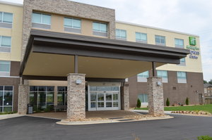 Exterior view - Holiday Inn Express Hotel & Suites Northeast University Charlotte