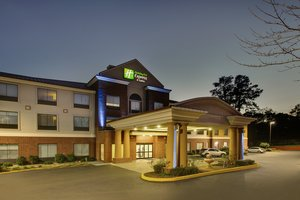Exterior view - Holiday Inn Express Hotel & Suites Laurel