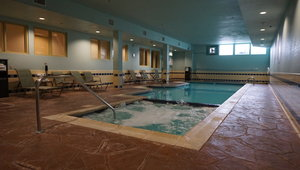 Pool - Candlewood Suites West Springfield