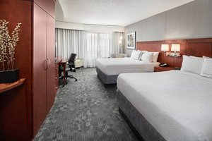 Room - Courtyard by Marriott Capitol Hill Hotel DC