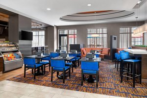 Restaurant - Courtyard by Marriott Capitol Hill Hotel DC