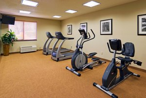 Fitness/ Exercise Room - Holiday Inn Express Hotel & Suites Miami
