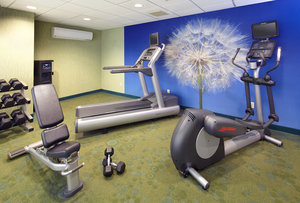 Fitness/ Exercise Room - Summit Suites Airport Pittsburgh