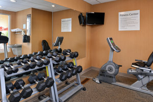 Fitness/ Exercise Room - Holiday Inn Express Hotel & Suites Sharonville