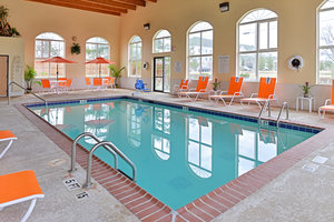 Pool - Holiday Inn Express Hotel & Suites Sharonville