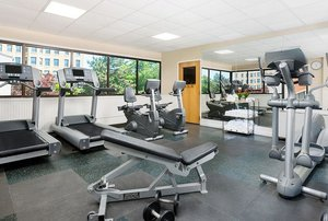 Fitness/ Exercise Room - Inn at Brookline