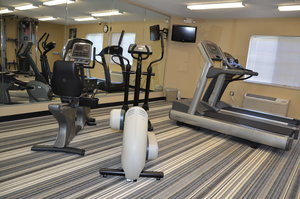 Fitness/ Exercise Room - Candlewood Suites Hopewell