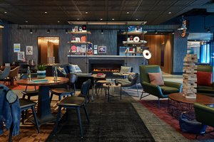 Lobby - Moxy Hotel by Marriott Midtown Atlanta
