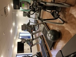 Fitness/ Exercise Room - Holiday Inn Express Hotel & Suites Douglas