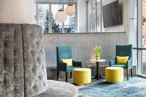 Lobby - Hotel Indigo Gaslamp Quarter San Diego