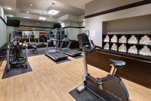 Fitness/ Exercise Room - Hotel Indigo Gaslamp Quarter San Diego