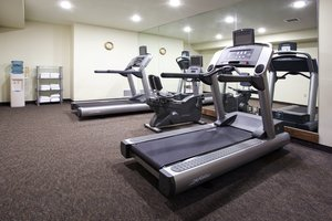 Fitness/ Exercise Room - Holiday Inn Express Hotel & Suites Torrington