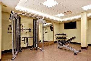 Fitness/ Exercise Room - Holiday Inn Toronto West Mississauga