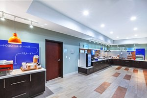 Restaurant - Holiday Inn Express Hotel & Suites Longview