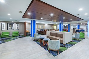 Lobby - Holiday Inn Express Hotel & Suites Longview