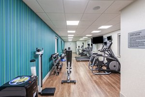 Fitness/ Exercise Room - Holiday Inn Express Hotel & Suites Longview