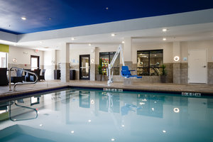 Pool - Holiday Inn Express Hotel & Suites El Reno