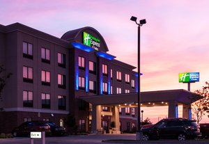 Exterior view - Holiday Inn Express Hotel & Suites El Reno