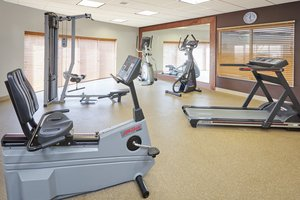 Fitness/ Exercise Room - Holiday Inn Express Coliseum Hampton