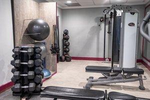 Fitness/ Exercise Room - Crowne Plaza Hotel Dayton