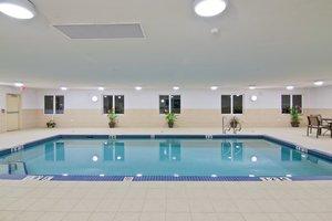 Pool - Holiday Inn Express Hotel & Suites Fort Saskatchewan