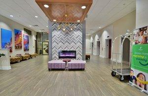 Lobby - Holiday Inn Select Downtown Memphis