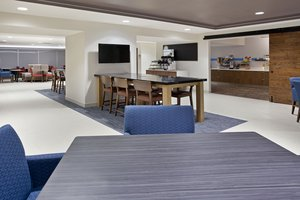 Restaurant - Holiday Inn Express Hotel & Suites Downtown Austin